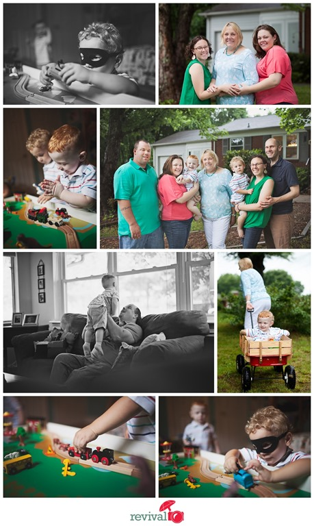 Family Lifestyle Session by Revival Photography Photos by Revival Photography Newton NC Photo