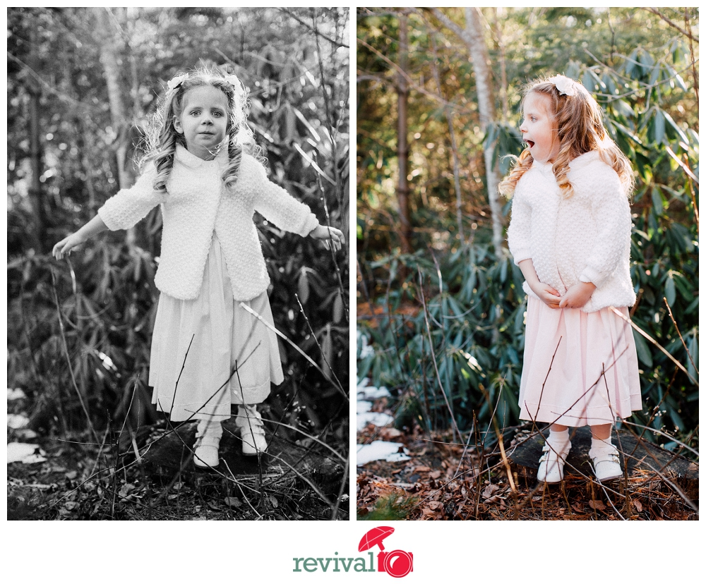 Photos by Revival Photography Vintage Portrait Session Photo