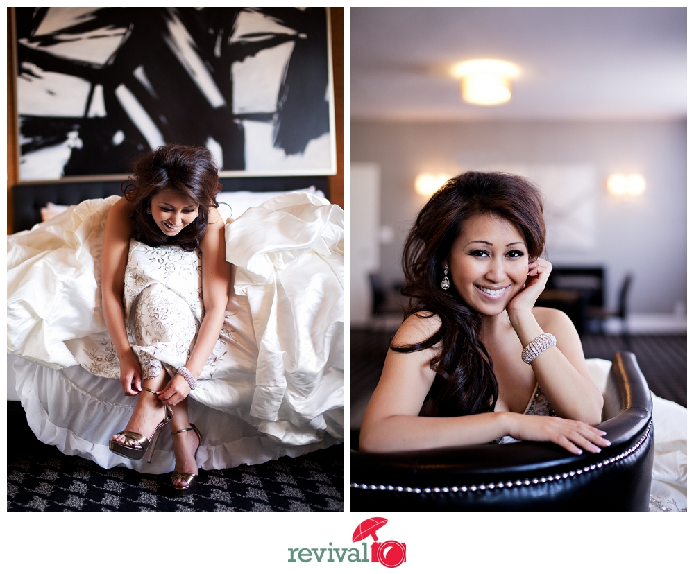 6 Bridal Beauty Tips from Professional Make-up artist Sharla Bance Photos by Revival Photography