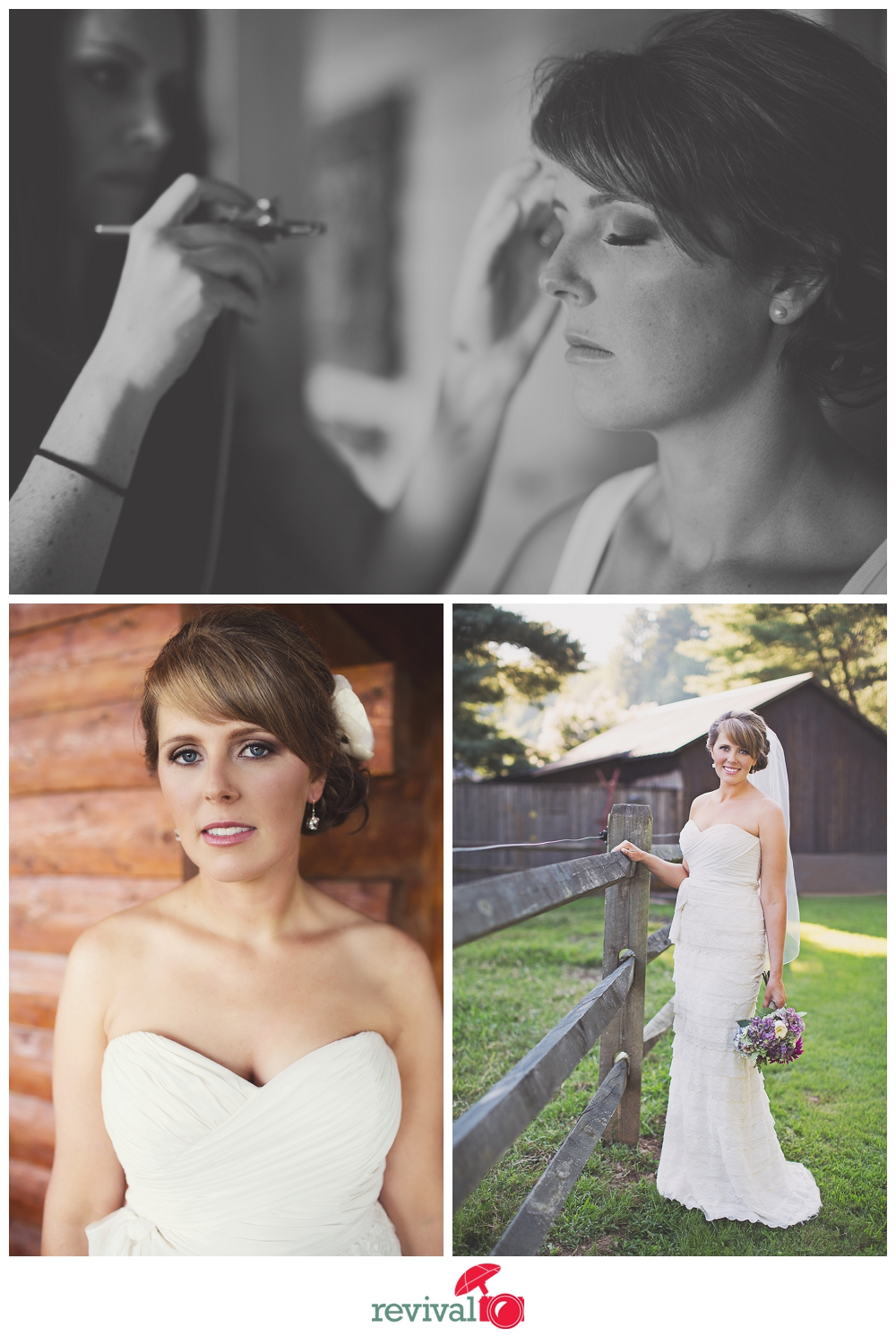6 Bridal Beauty Tips from Professional Make-Up Artist in North Carolina Sharla Bance Photos by Revival Photography