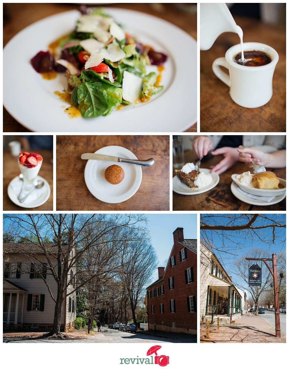 Old Salem NC Photos by Revival Photography NC Wedding Photographers