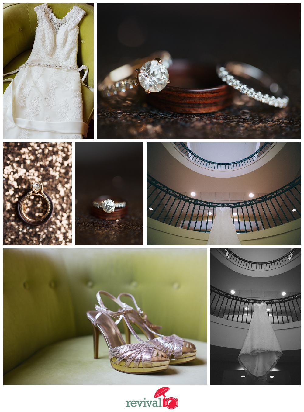 Wedding Day Details Photography by Revival Photography NC Wedding Photographers