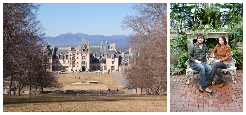 Biltmore Estate in Asheville NC Revival Photography Photo