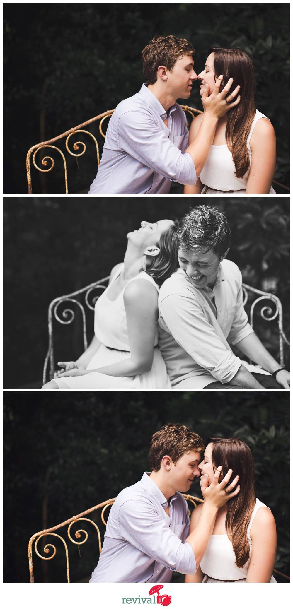Engagement Session Photos by Revival Photography