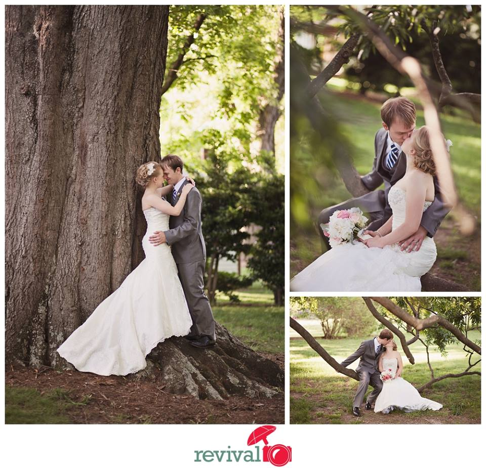 Choose a special and sentimental location for your wedding venue! Photos by Revival Photography