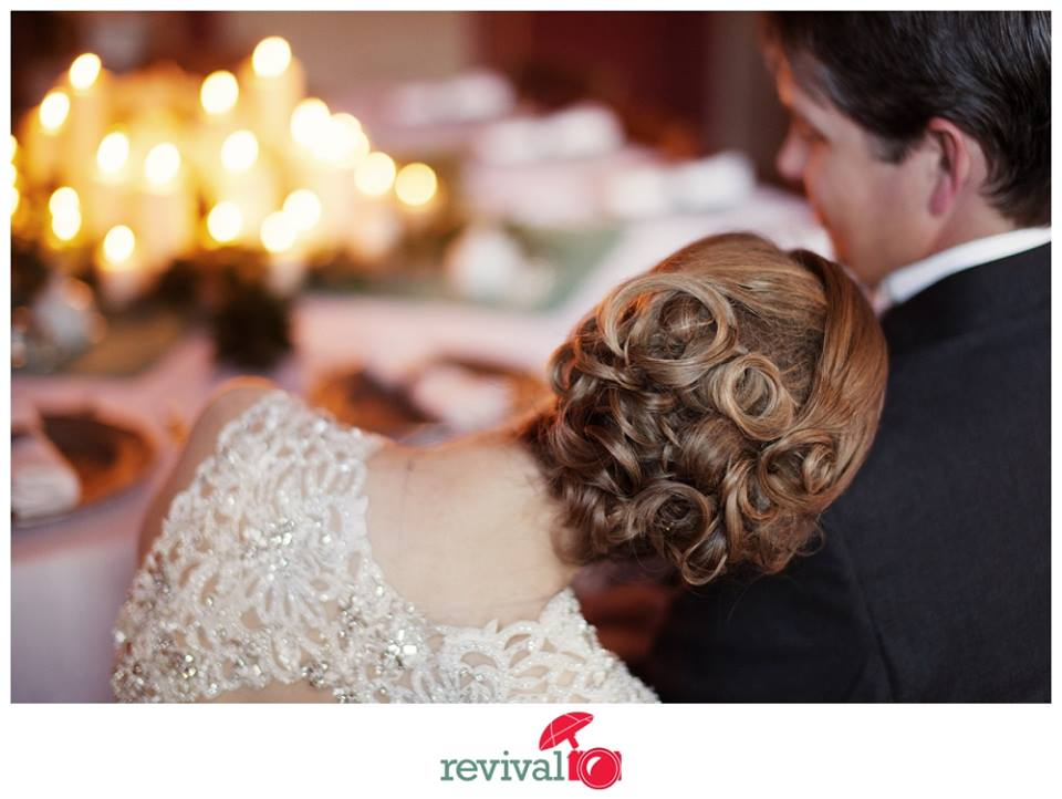 You can't please everyone! Enjoy YOUR wedding day! Photos by Revival Photography