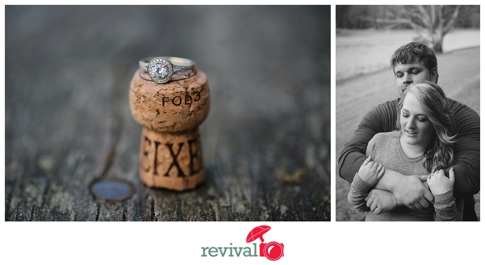 Photos by Revival Photography Bass Lake Engagement Session North Carolina Photos