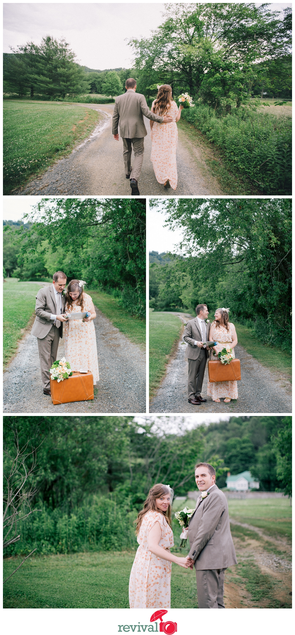 Elopement at The Mast Farm Inn Photos by Revival Photography Photo www.revivalphotography.com