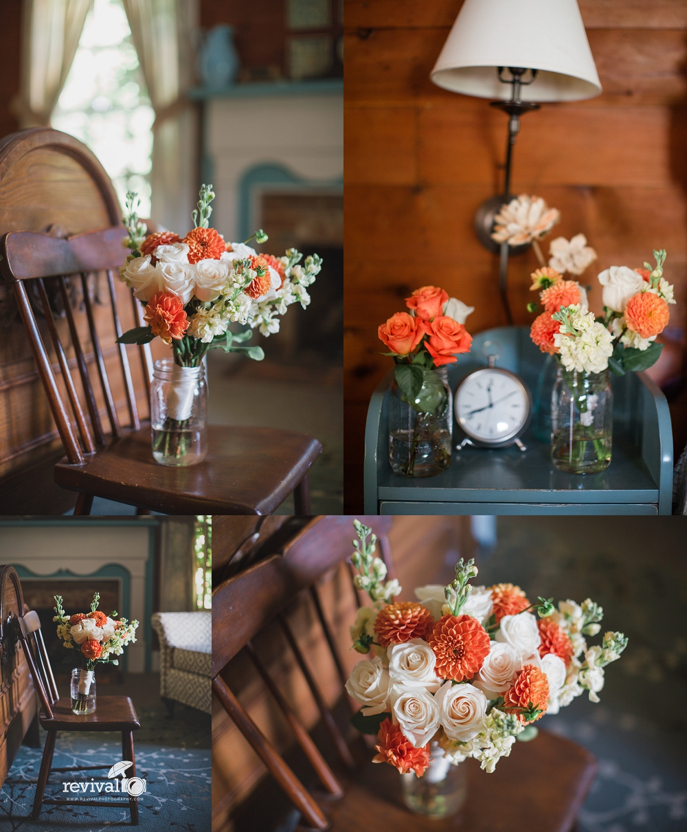 Intimate Bed and Breakfast Hotel Wedding at The Mast Farm Inn Valle Crucis NC Photography by Revival Photography www.revivalphotography.com