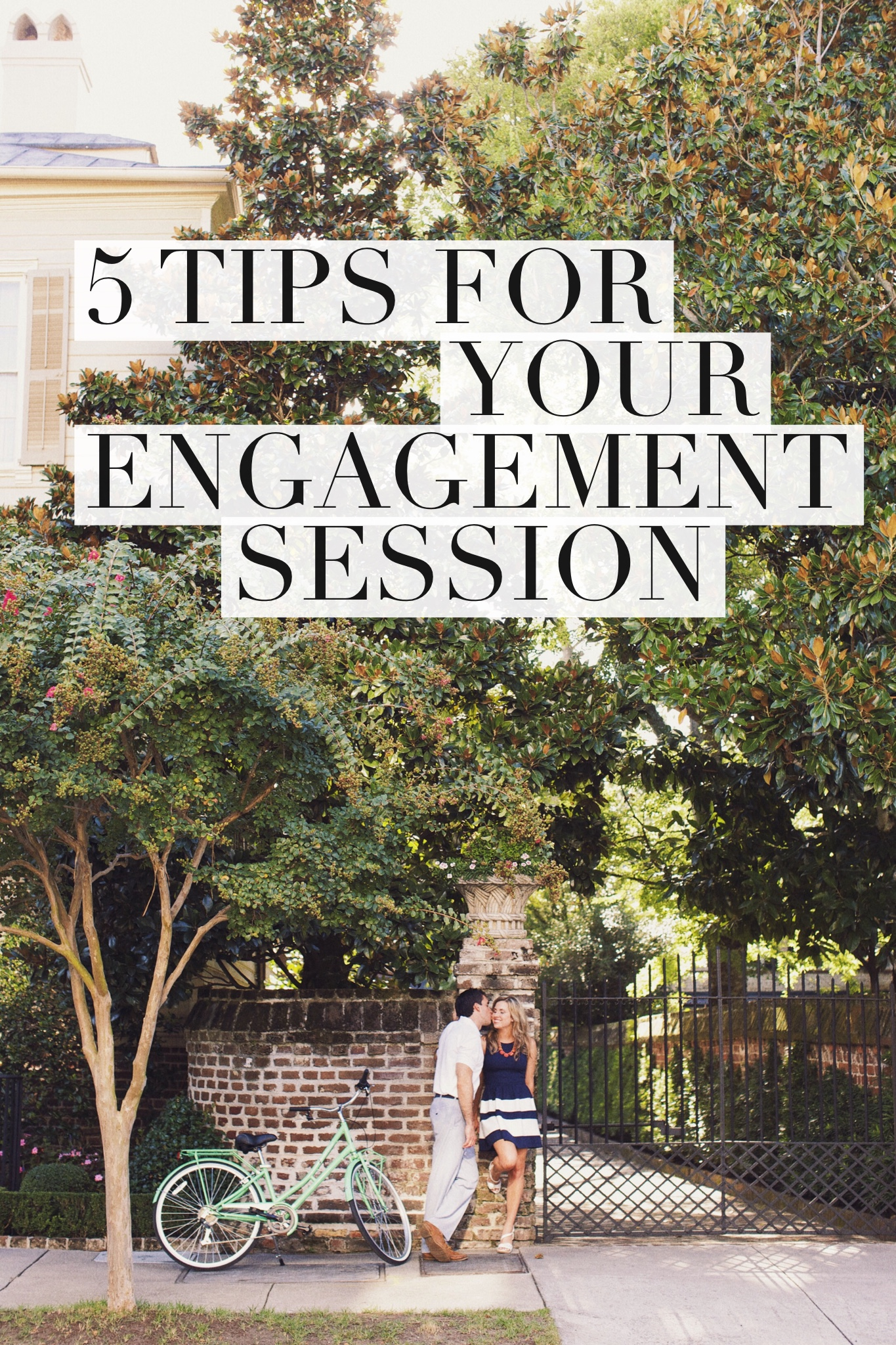 5 Tips for Your Engagement Session by Revival Photography