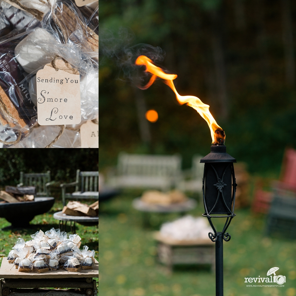 Everyone loves S'mores, especially on a crisp Fall day!