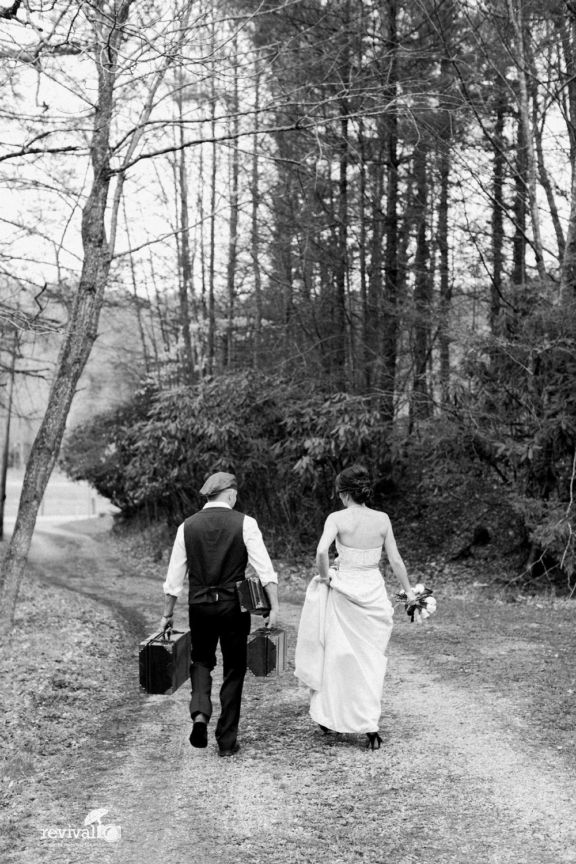 Vintage 1920s Bootlegger Inspired Destination Elopement at The Mast Farm Inn Revival Photography www.revivalphotography.com