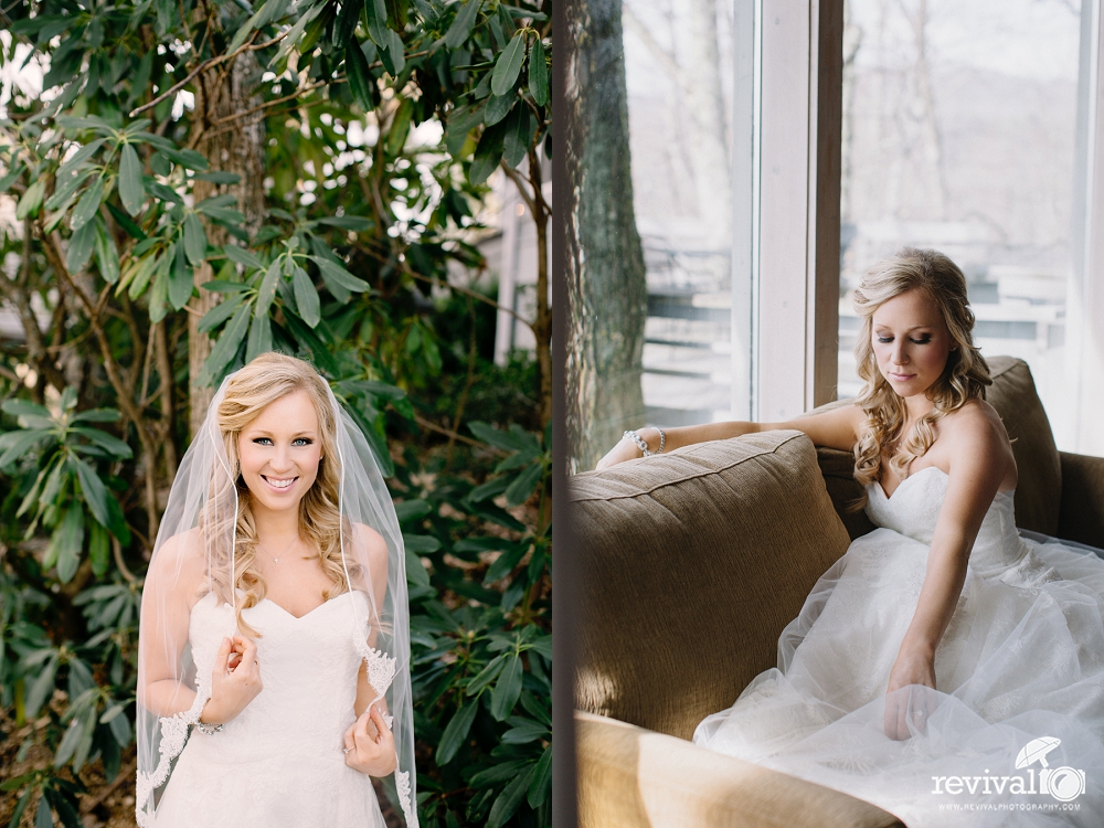 Claire + Taylor: A Mountain Wedding in Blowing Rock, NC - Crestwood Resort by Revival Photography High Country Wedding Photographers www.revivalphotography.com