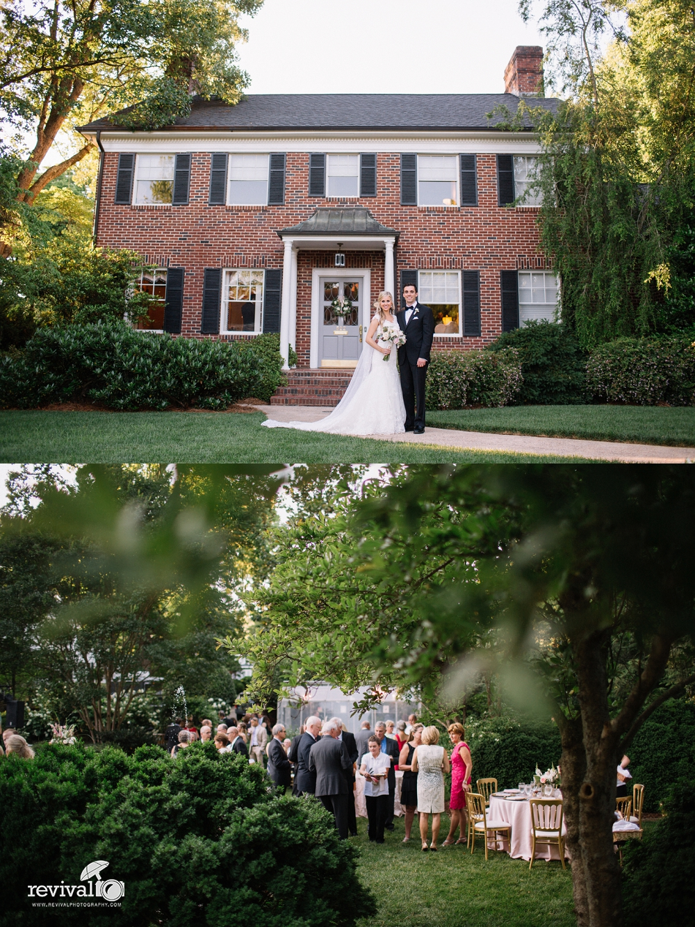 Audrey + Joe: A Classic Southern Wedding Celebration in Hickory, North Carolina NC Wedding Photographers Revival Photography Husband and Wife Team www.revivalphotography.com
