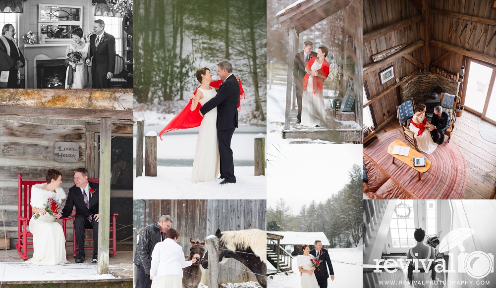 Kathryn + Mark: A Winter Elopement at The Mast Farm Inn by Revival Photography www.revivalphotography.com