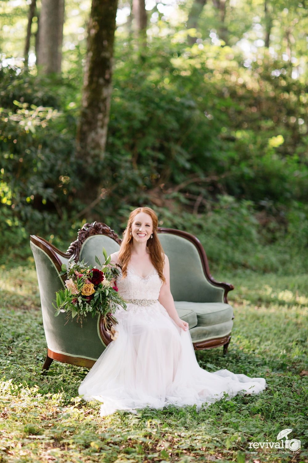 Bridal Session with Brittany at Westglow Spa in the Blue Ridge Mountains Photos by Revival Photography NC Husband and Wife Photographers www.revivalphotography.com