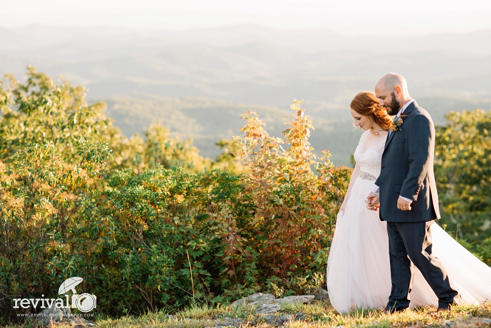 Brittany + Brian's Blowing Rock Destination Wedding at Blue Ridge Mountain Club NC Wedding Photographers Revival Photography Husband and Wife Wedding Photographers www.revivalphotography.com
