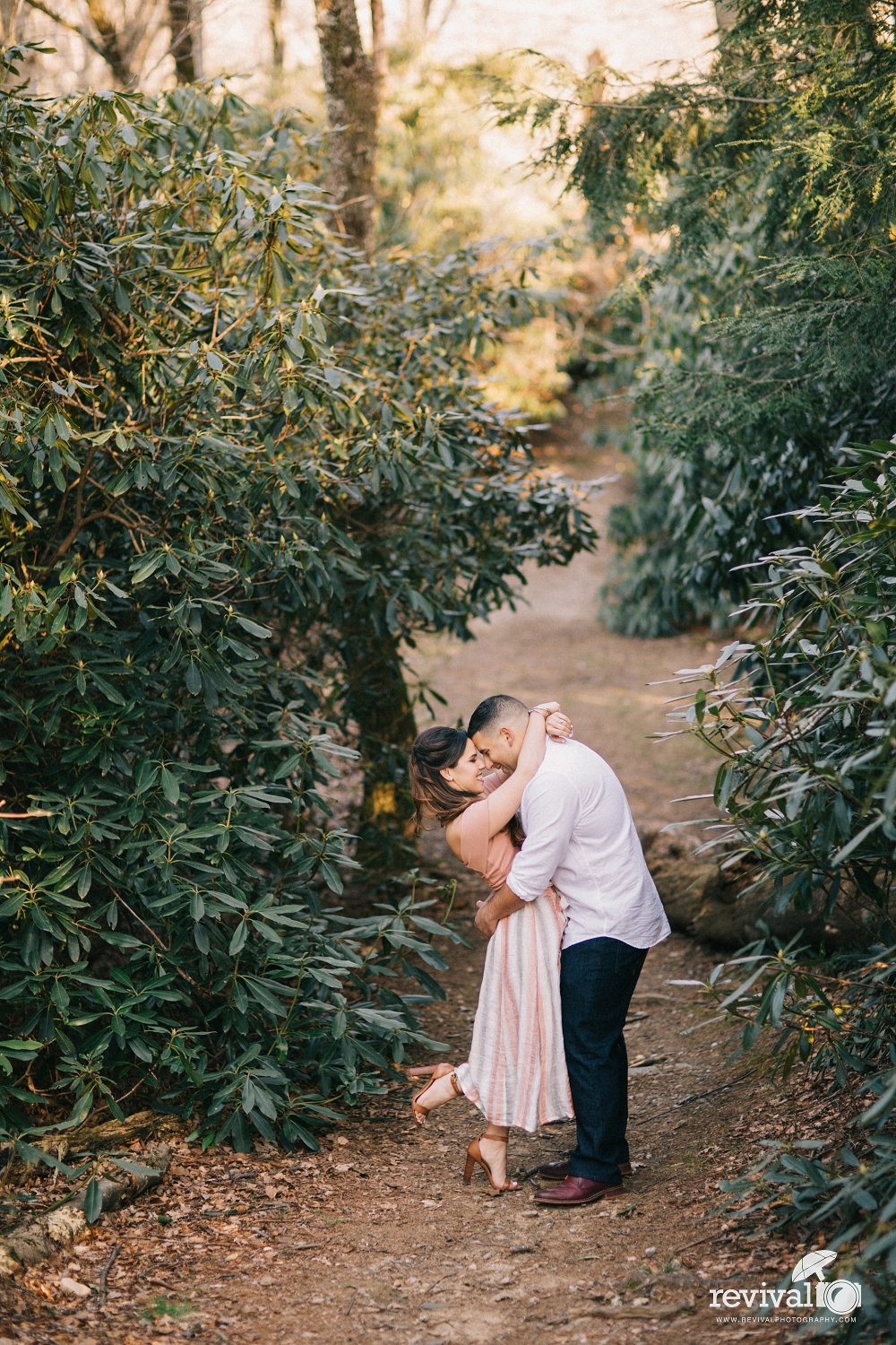 Karissa + Jacob's Blue Ridge Mountain Engagement Session by Revival Photography Blowing Rock Wedding Photographers www.revivalphotography.com
