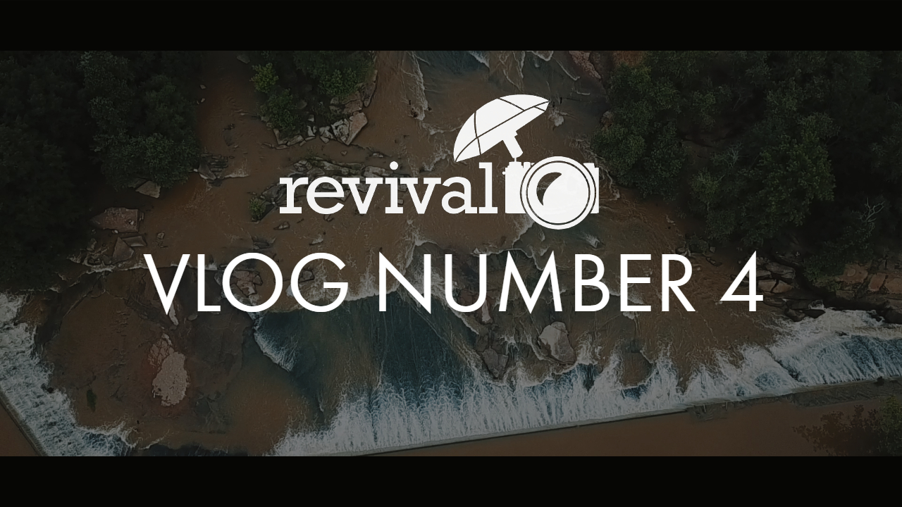 Revival Vlog: Behind the Scenes from our shoot at the Bullhole Roverpark for Our State Magazine