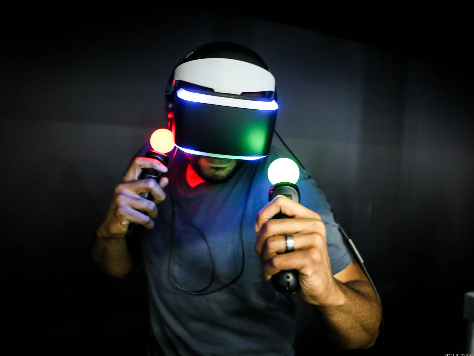 Project Morpheus by Sony