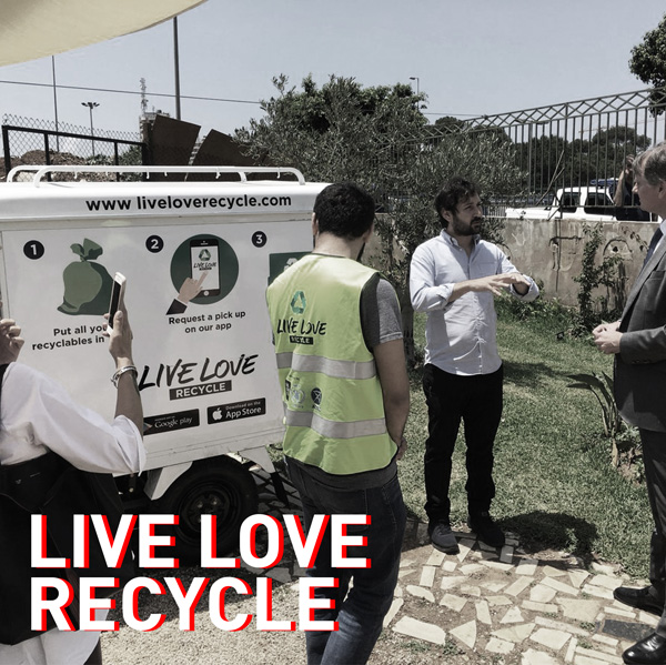 George Bitar - Georges Bitar, President and Co-Founder of the lebanese NGO Live Love Lebanon. He is the mind behind Live Love Recycle's idea, a new initiative to start recycling in Beirut for free. Georges will share with us insights about Live Love Recycle, how it came to life and how it's contributing in making Beirut more livable.