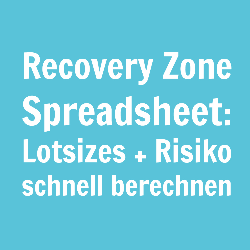 MT4 EA für Hedge Zone Recovery Zone Spreadsheet