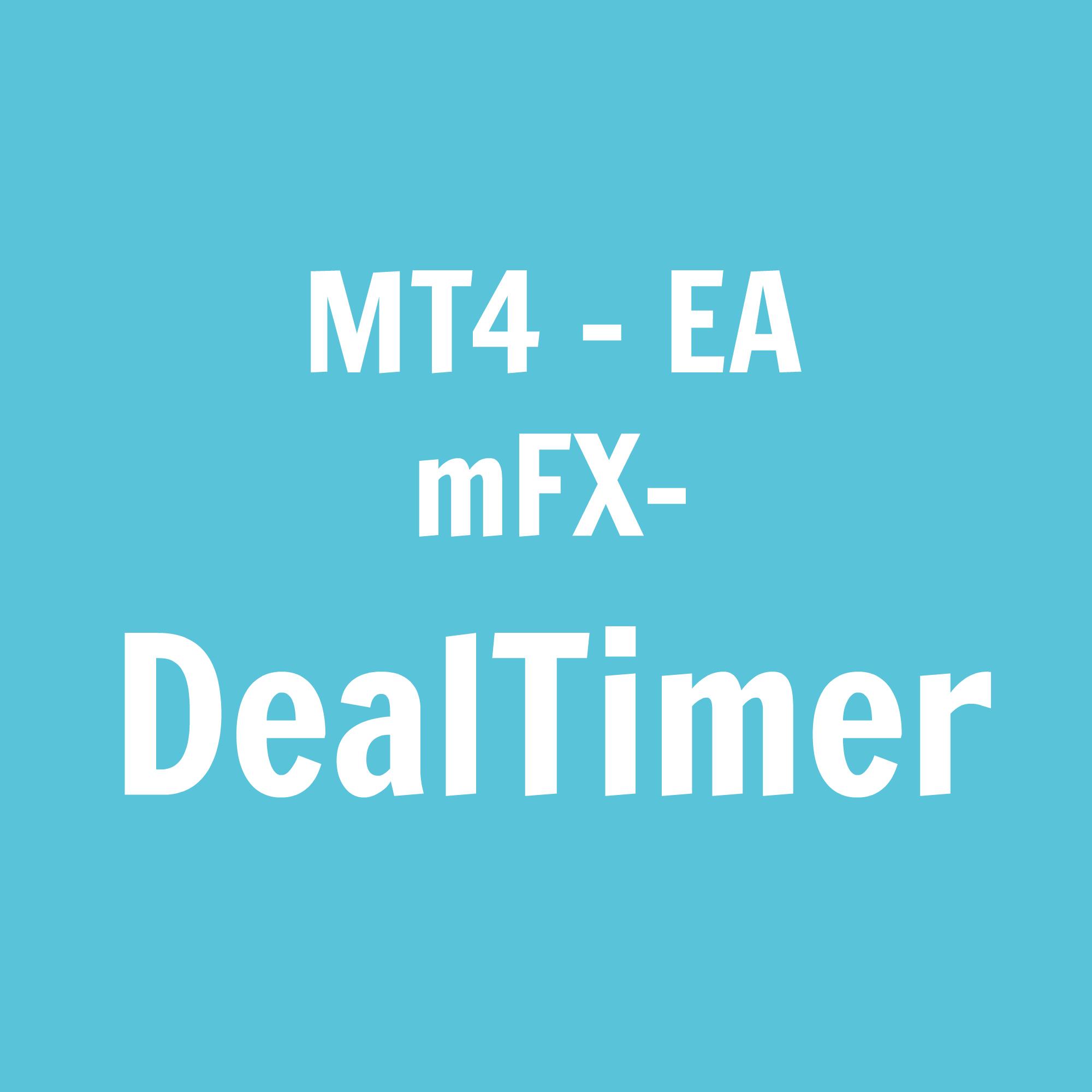 Deal-Eröffnung in MT4 zu einem bestimmten Zeitpunkt timen