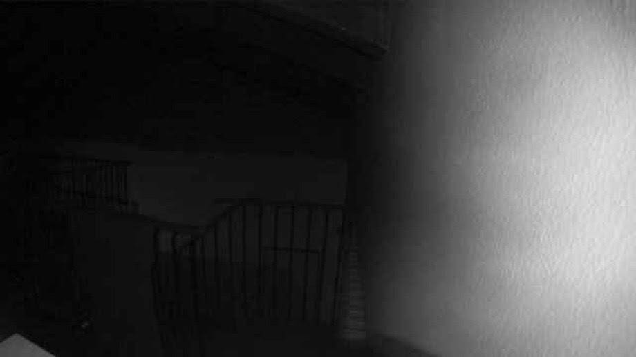 Your Attic camera spotted an activity at 11:59 p.m. on 13/01/19.
