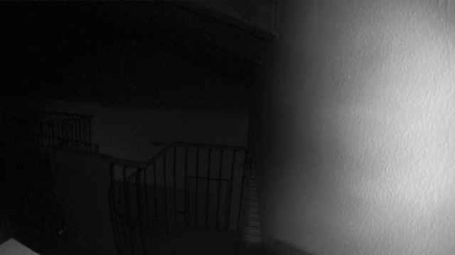 Your Attic camera noticed an activity at 10:23 p.m. on 14/01/19.