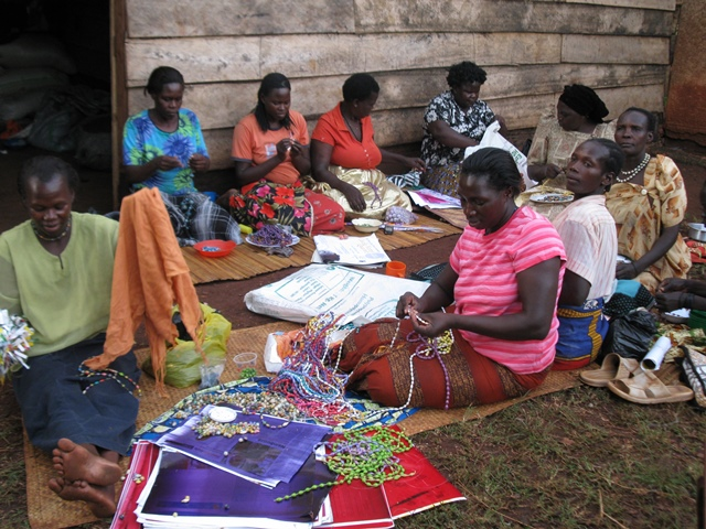 Uganda supporting handmade, eco friendly, fair trade and upcycled bags ensuring maximum impact on the environment and people