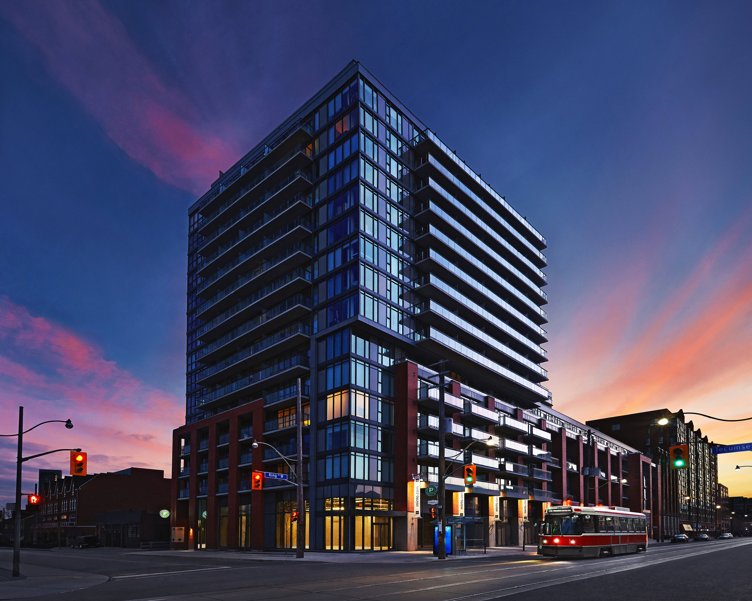 775 King West   Client : Minto Group