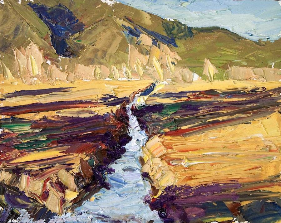 El Prado flow