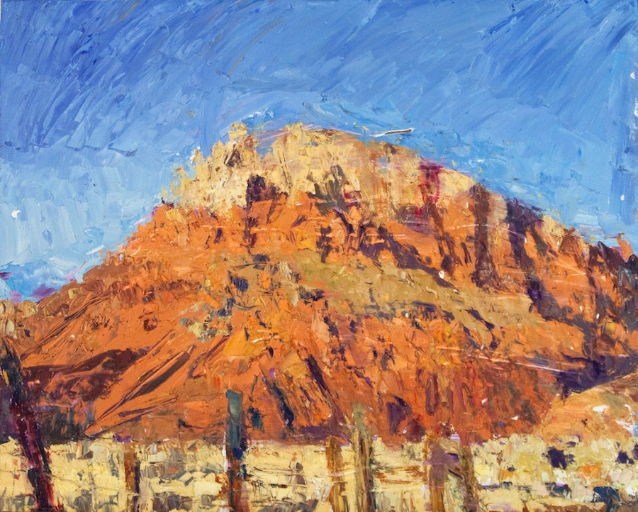 Abiquiu abstract