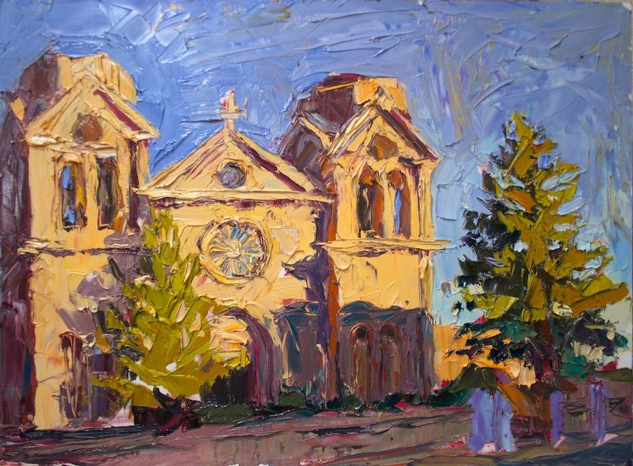 Assisi's visitors