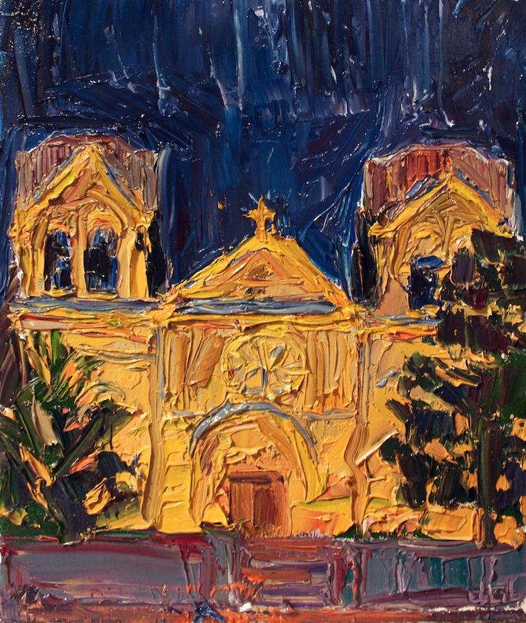 Assisi - night