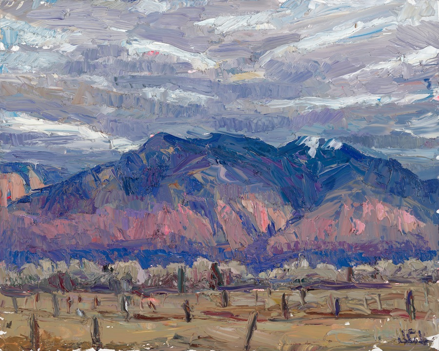 Taos Mountain - red tooth