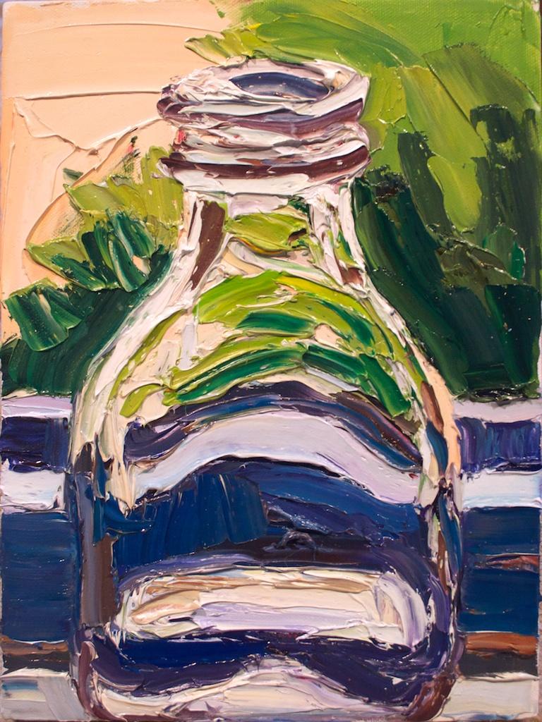 Cream bottle #1