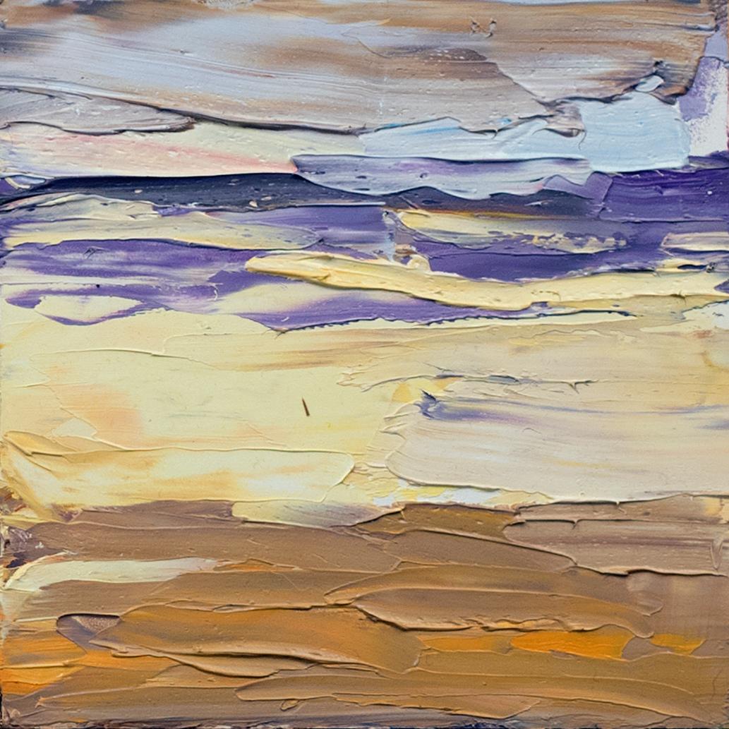 Sunset palette study