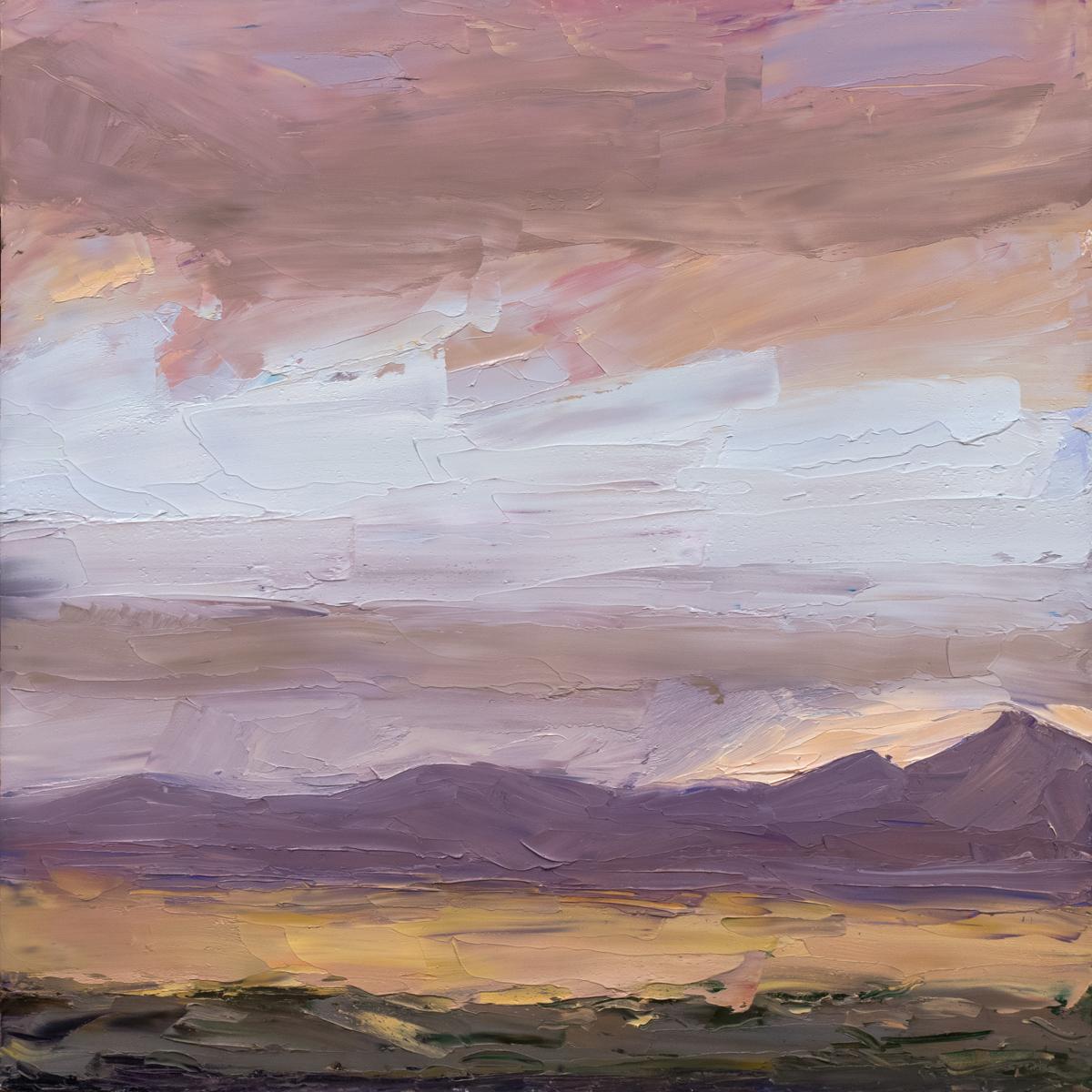 Stormy ridge #1