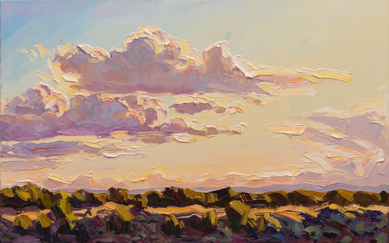 Santa Fe sunset #3