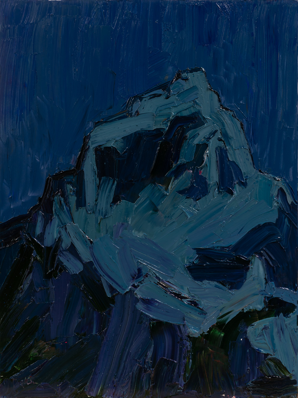 Grand Teton - night vision #1