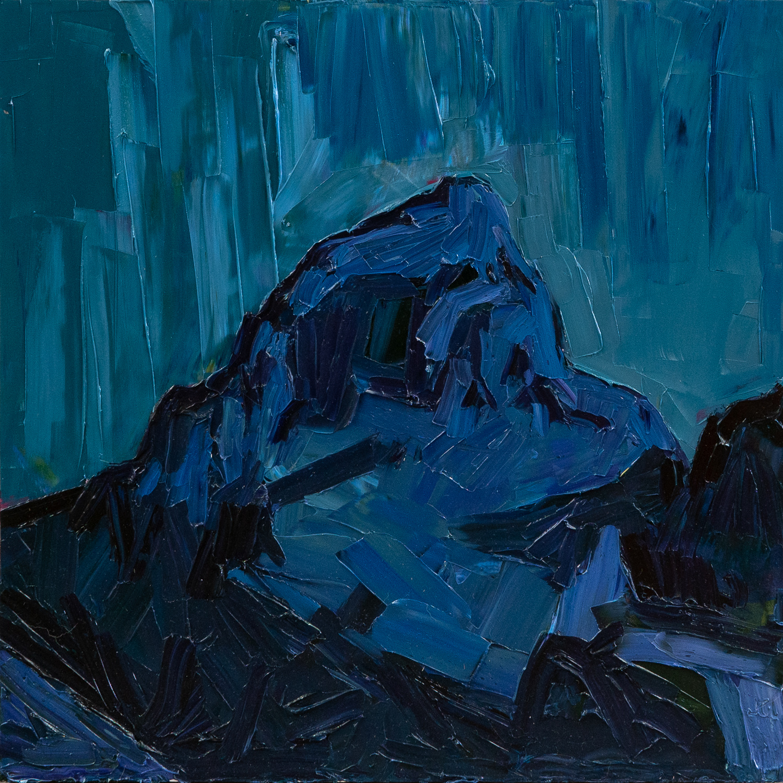 Grand Teton - night vision #2