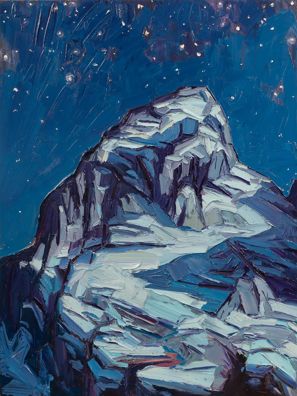 Grand Teton - night vision #3