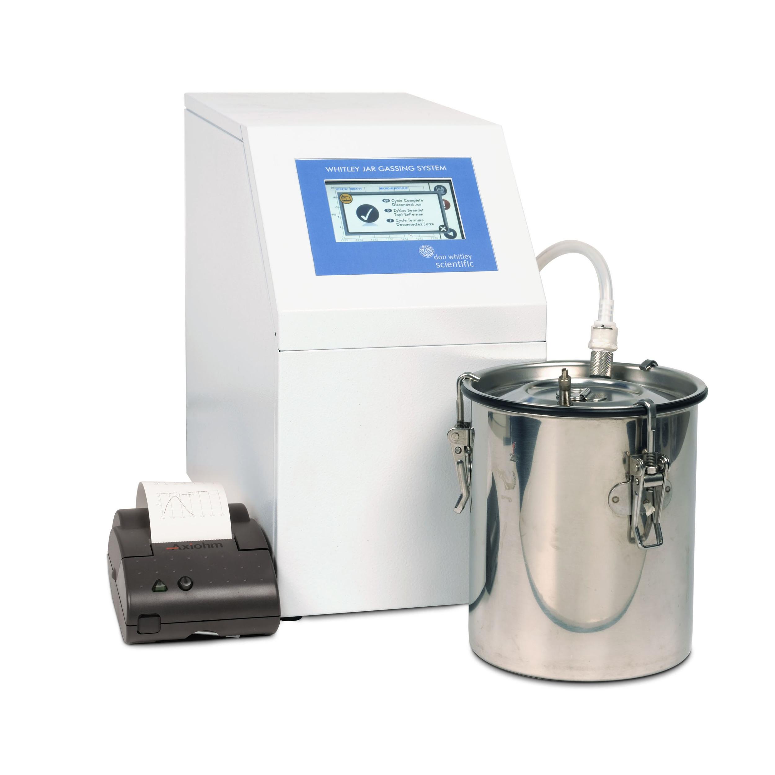 Jar Gassing System