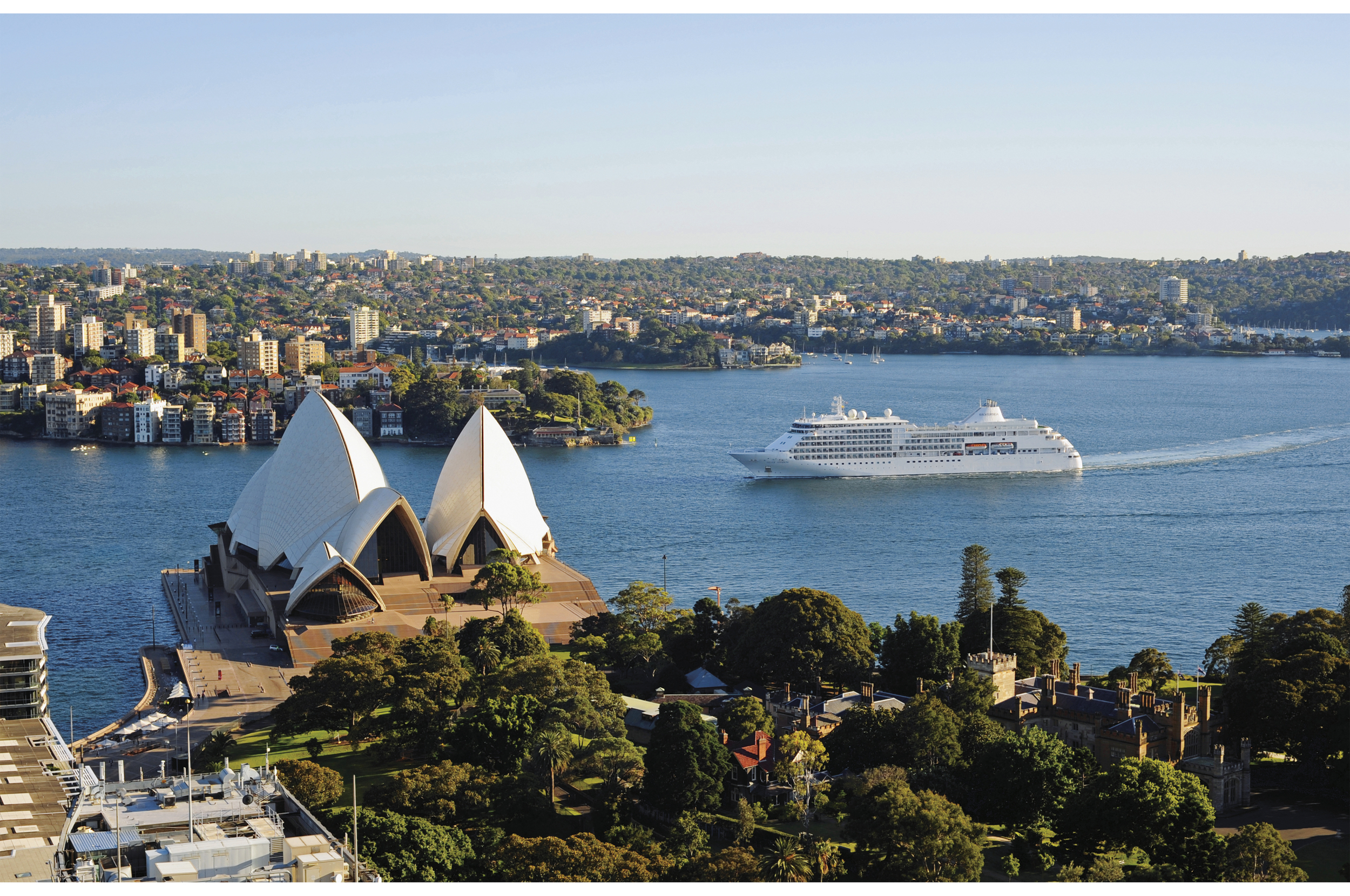 Image provided by Silversea Cruises