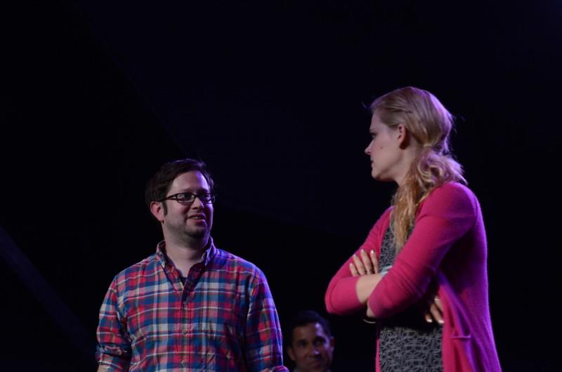 Theme Park with Cole Stratton and Janet Varney at Bridgetown Comedy Festival