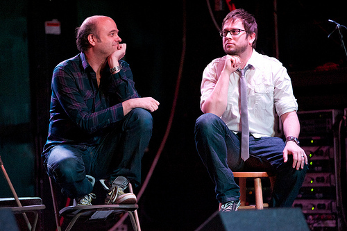 Theme Park with Scott Adsit and Cole Stratton at Bridgetown Comedy Festival