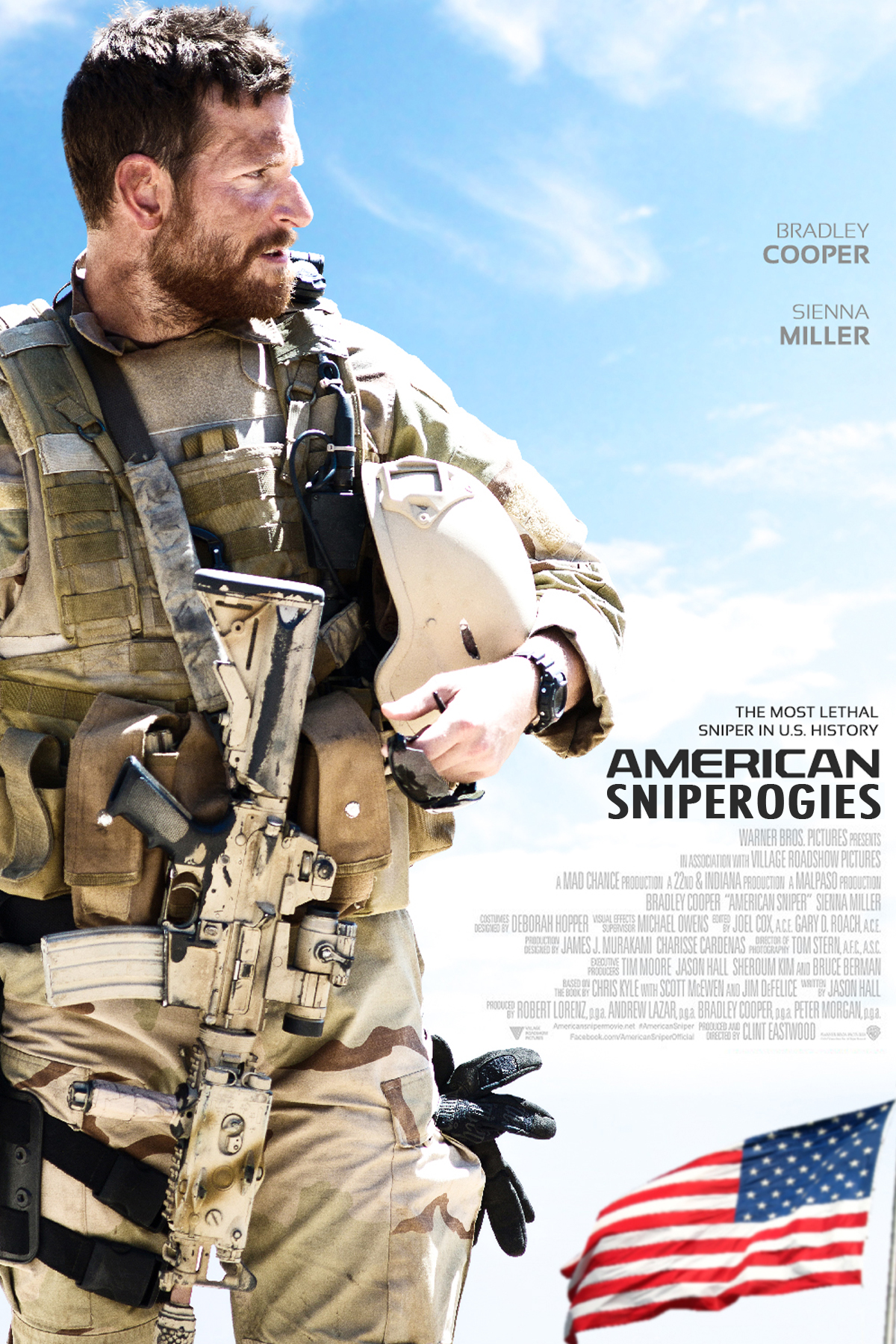 American Sniperogies