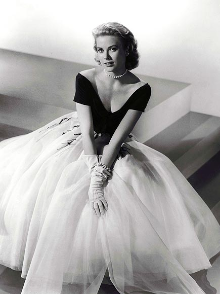 Grace Kelly in Lisa in To Catch A Thief