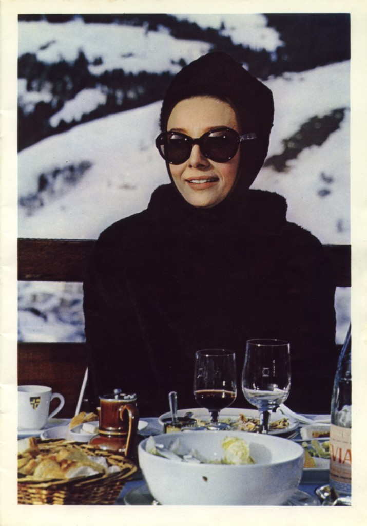 Image Source: Audrey Hepburn, Charade